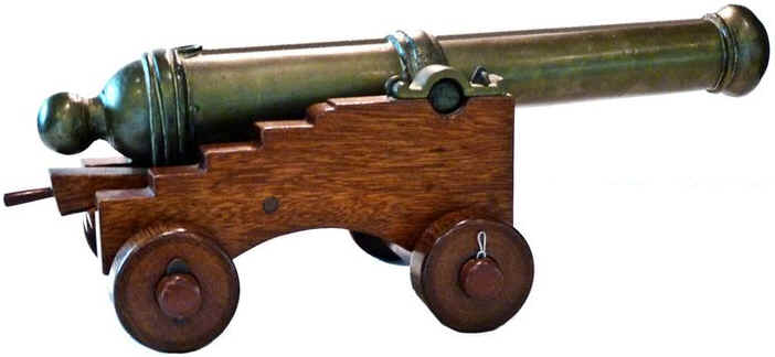 Deck Gun Carriage