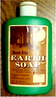 EARTH SOAP DEER SCENT