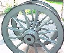 Mountain Howitzer Wheels